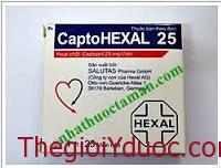 Captohexal comp 25/12,5