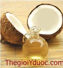 Dầu dừa