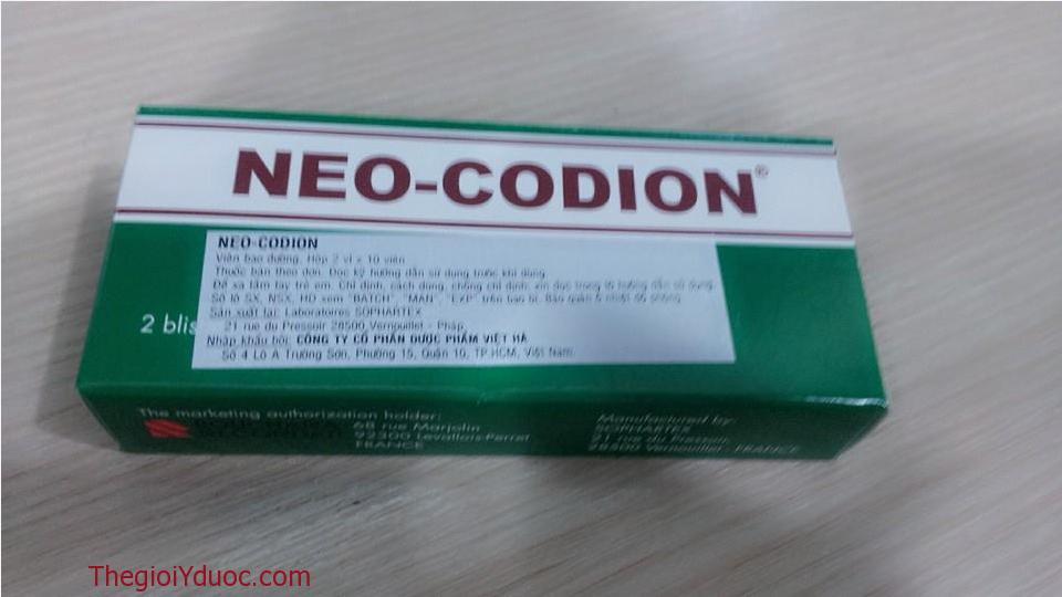 NEO-CODION