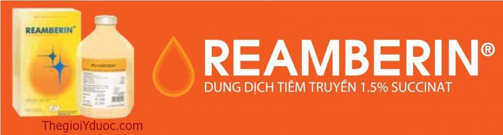 Dịch truyền giải độc REAMBERIN