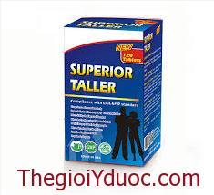 Superior Taller – TPCN tăng chiều cao