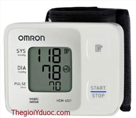 Máy đo huyết áp Omro