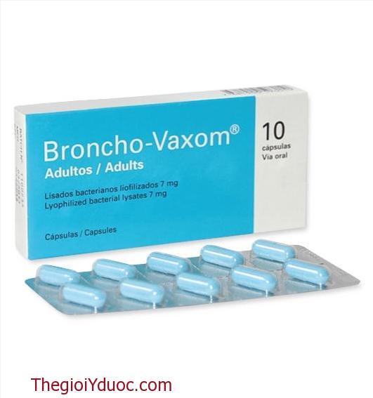Broncho-Vaxom Children